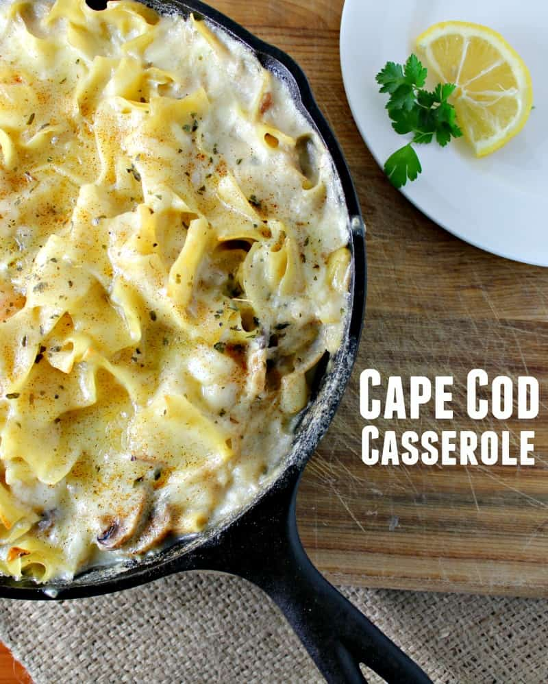 An Easy Seafood Casserole Recipe Everyone Will Love